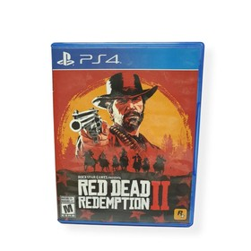 Sony PS4 Red Dead Redemptio