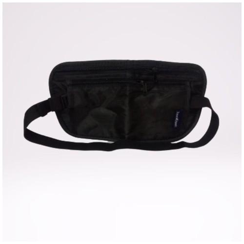 Travel Check Waist Bag / Tas Pinggang Traveling