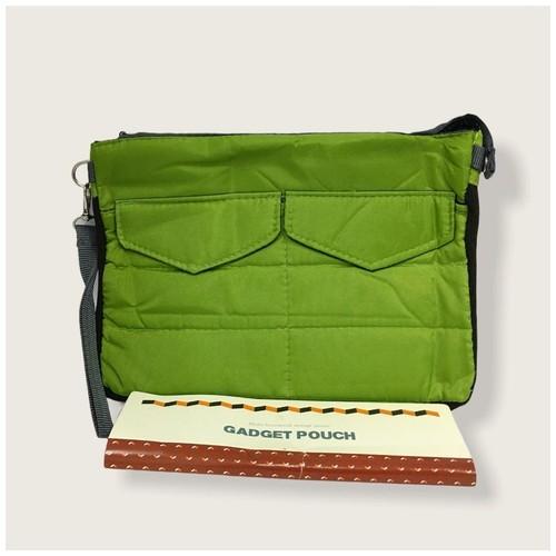 Gadget Pouch Multifungsi - Green