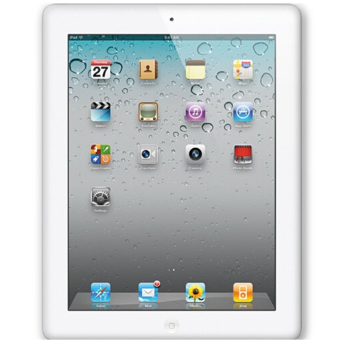 [BNIB] Apple iPad Wi-Fi Celullar 16GB (MD369ID/A) - White