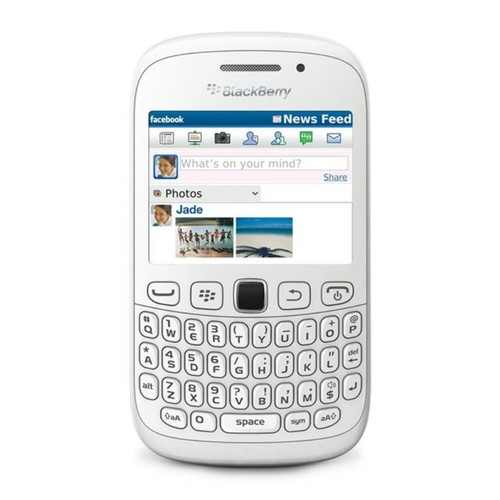 [BNIB] Blackberry Curve 9220 (Davis) - Pure White