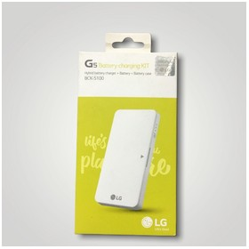 LG BCK-5100 Battery Chargin