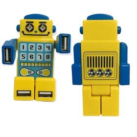Robot USB Hub with 4 Ports