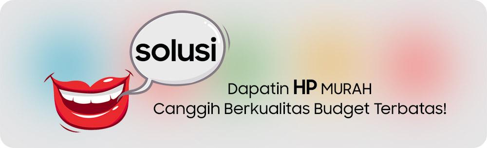 SEKO - HP Murah Canggih Berkualitas Budget Terbatas